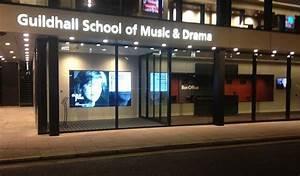 Guildhall School Of Music  U0026 Drama  Silk Street  Barbican
