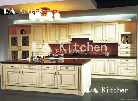 solid wood kitchen cabinet  pa china manufacturer