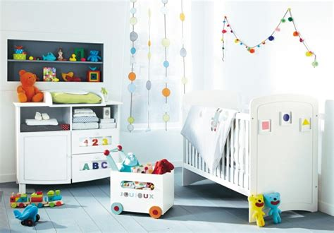 couleur chambre mixte chambre de bébé mixte 25 photos inspirantes et trucs utiles