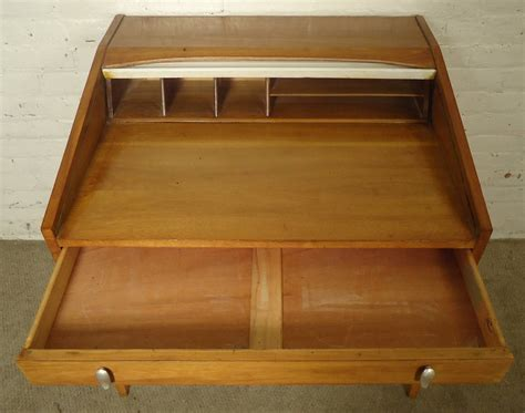 antique roll top desk manufacturers petite roll top desk and chair by john van koert for