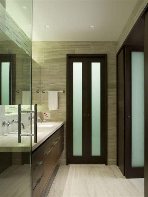 bathroom doors houzz
