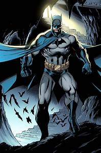 Batman - DC Comics Photo (14197400) - Fanpop