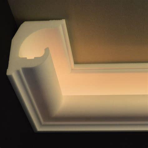 Stuckleiste Für Indirekte Beleuchtung stuck led beleuchtung profil zierprofil