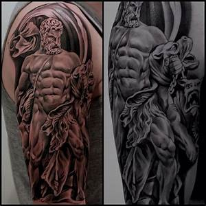 17 Best images about Poseidon tattoo on Pinterest ...
