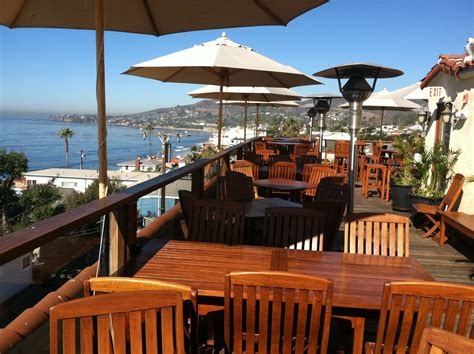 rooftop lounge laguna beach beach dining laguna beach