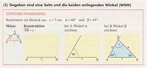 Winkel Dreieck Berechnen 3 Seiten Gegeben : dreieck lernpfad ~ Themetempest.com Abrechnung