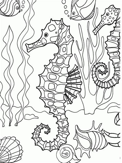 sea coloring pages  kids az coloring pages