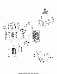Mtd 4p90hub Engine Parts Diagram For 4p90hub Cylinder Head