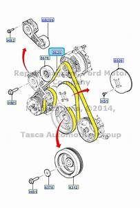 2004 Ford F150 5 4 Serpentine Belt Diagram
