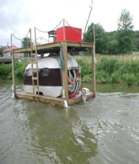 Trash Boat Ideas by Marine 15 Houseboats House Boat Designs Urbanist