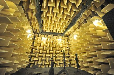 chambre sourde le mystère de la chambre sourde l expérience du silence