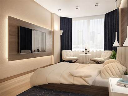 Bay Windows Neutral Bedroom Bedrooms Grown Colors