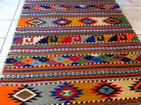 tapis style mexicain