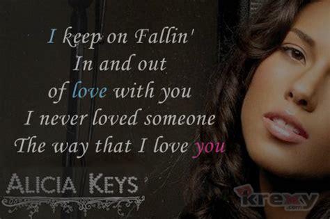 alicia keys quotes alicia keys quotes fallin with lyrics alicia keys