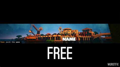 banner maker for youtube free