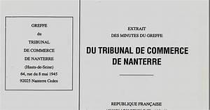 pre rapport de maitre marc baroni 4 jugement rendu par With chambre de commerce nanterre adresse