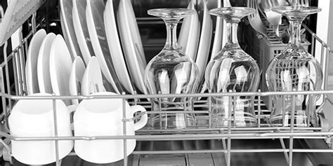 dishwasher leaves  glassware cloudy