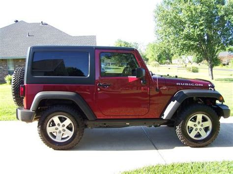 Buy Used 2012 Jeep Wrangler Rubicon Sport Utility 2-door 3