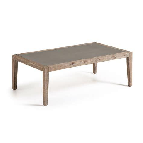 tavolino da giardino tavolino da giardino moderno in legno di acacia grigio luke