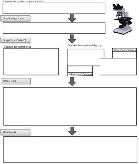 12 Best Images Of Scientific Method Steps Worksheet