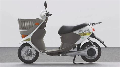 Suzuki Electric Scooters & Motorcycles To Be Launched In