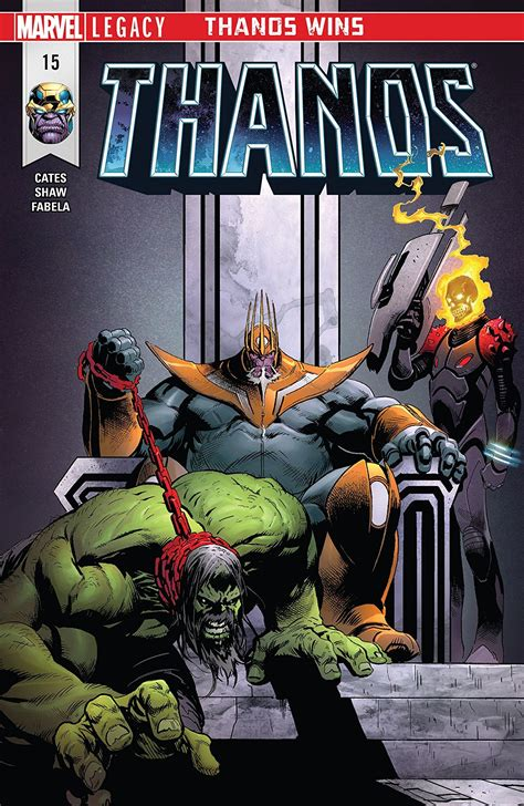 Review: Thanos #15 'Thanos Wins' Part 3 - We Have A Hulk