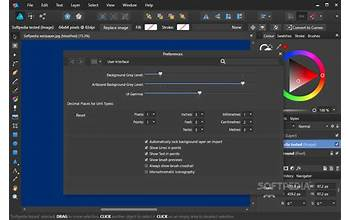 Affinity Designer screenshot #0