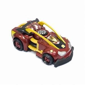 Voiture Iron Man : mini voiture de course t l command e avec rotations 360 degr s iron man 2 ~ Medecine-chirurgie-esthetiques.com Avis de Voitures