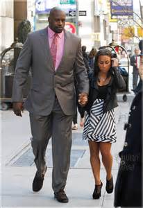 Shaquille O'Neal & Nicole Alexander