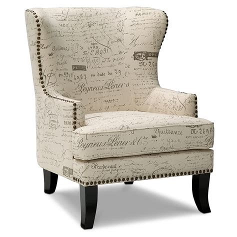 livingroom chairs calais upholstery accent chair furniture com