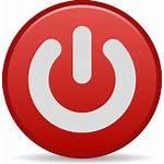 Icon Shutdown Down Computer Icons Shuts Matt