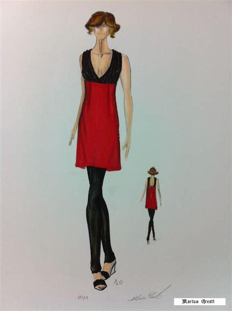 di moda fashion couture e seduzione disegni di moda di marius