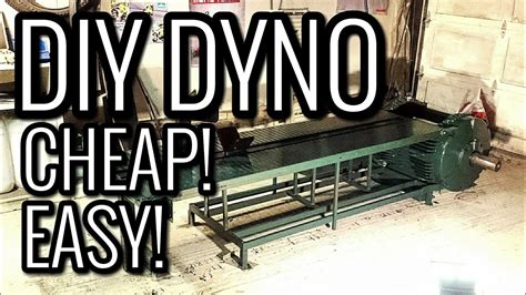 engine dyno plans ftempo