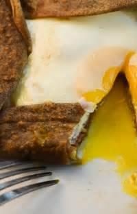 buckwheat crepes  ham cheese  egg david lebovitzs