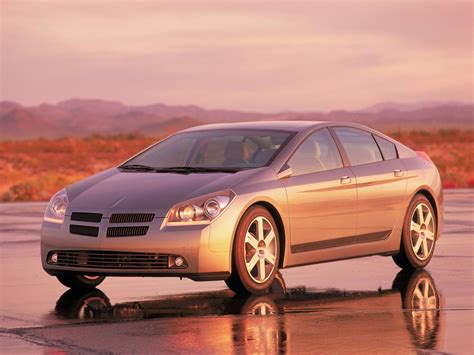 Dodge Intrepid ESX3 Concept (2000) - Old Concept Cars