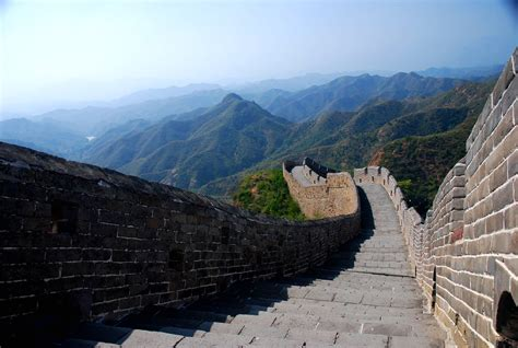 World Historical Places The Great Wall Of China