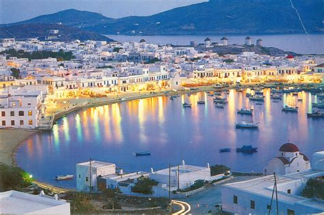 Daily Express The 10 Best Greek Islands