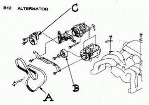 Drive Belt - Subaru Outback