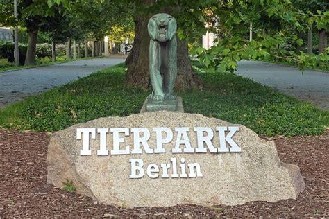 Zoologischer Garten Lichtenberg by 7 Giorni A Berlino Tierpark Berlin Parco Animali Di Berlino