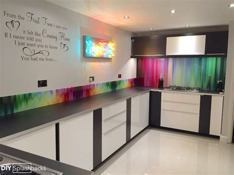 Glass Splashbacks   Adornas Kitchens & Interiors   Bangor