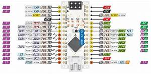Can U2019t Get I2c To Work On An Arduino Nano   Pinout Diagrams