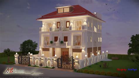 tigerarchtecture design twin villa