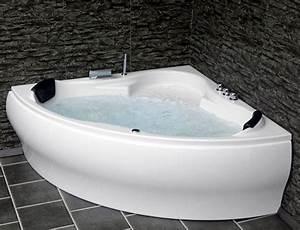Eckbadewanne 2 Personen : whirlpool badewanne paris mit 8 massage d sen led viega trio g nstig ~ Indierocktalk.com Haus und Dekorationen