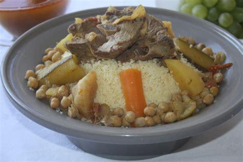 cuisiner piment couscous algerien