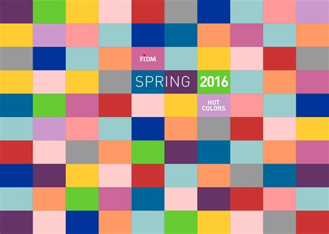 2016 Color Trends Spring Brings Calm Hues (downloads