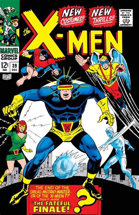 Xmen Vol 1 39  Marvel Comics Database
