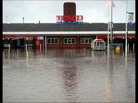 sheffield flooding june   youtube