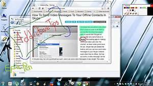 Highlight  U0026 Draw Anywhere Over Desktop  U0026 Open Windows With
