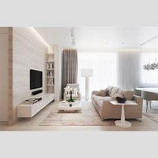 Chic Beige And Wood Interior  Interior Design Ideas