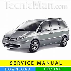 Citro U00ebn C8 Service Manual  2002